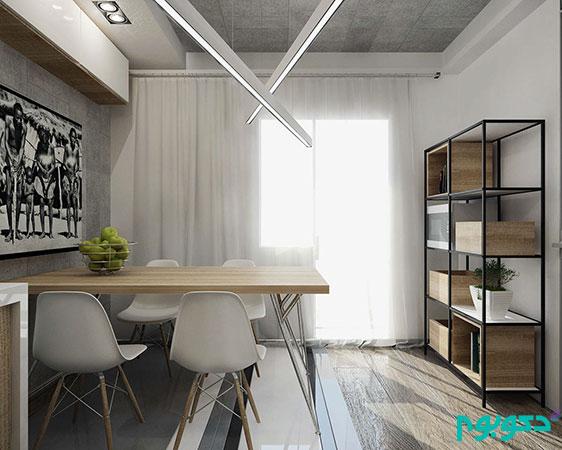 ایده های بزرگ برای خانه های کوچک