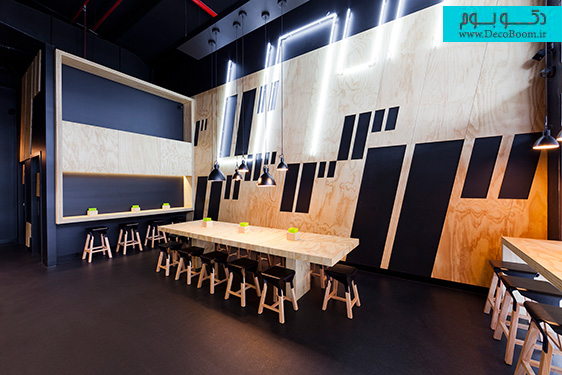 طراحی  داخلی رستوران، دکوراسیون داخلی رستوران