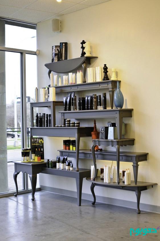 15 ایده ی ناب در دکوراسیون داخلی آرایشگاه