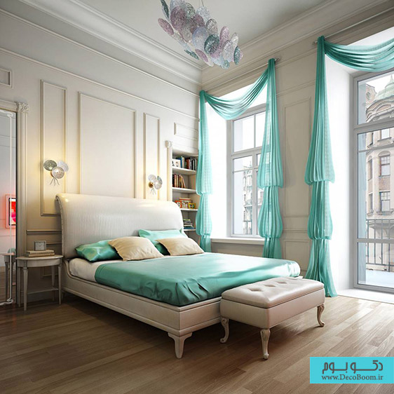 aa3d4__Neat-Romantic-Bedrom-Decorated-With-Stylish-Curtains