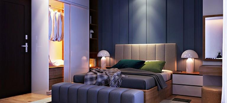 طراحی داخلی ۶ اتاق مَستر که شما را به هیجان می آورد!