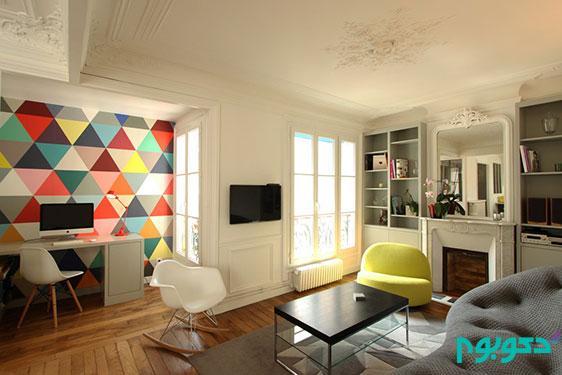 دکوراسیون داخلی آپارتمان