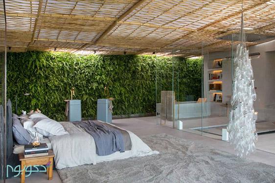 اتاق خواب مدرن،دکوراسیون اتاق خواب