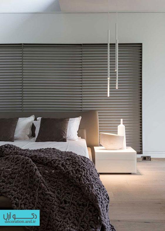 19 مدل دکوراسیون داخلی اتاق خواب با سبک دکوراسیون معاصر