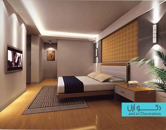 دکوراسیون داخلی اتاق خواب،دکور اتاق خواب