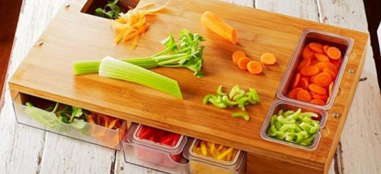 خلاقیتی بی نظیر در طراحی تخته های آشپزخانه