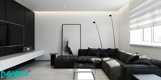 black-and-white-interior-design