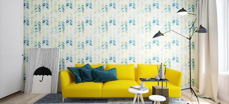 دکوراسیون اتاق نشیمن با رنگ زرد – ۲۵ نمونه