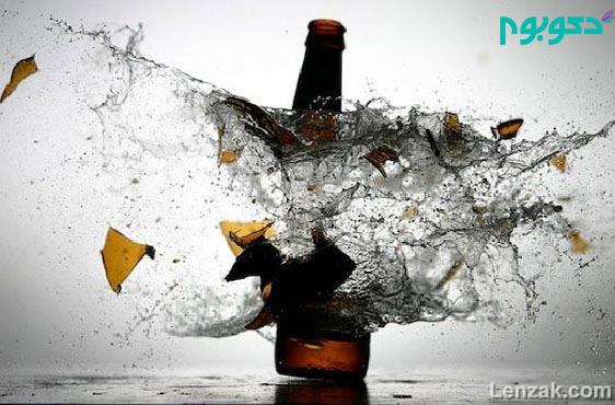 عکاسی هفته: سرعت شاتر بالا و خلاقیت در ثبت لحظات