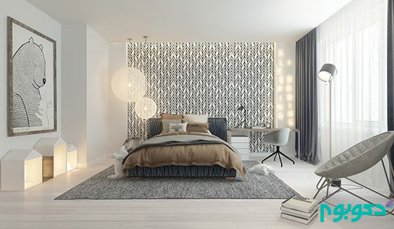 brown-and-gray-bedroom-for-boys