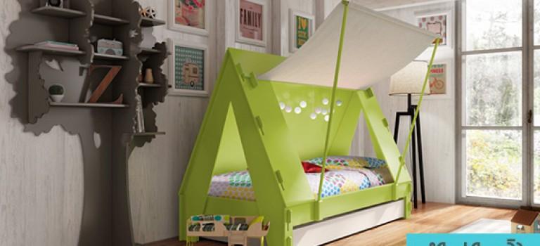 دکوراسیون داخلی خلاقانه اتاق کودکان