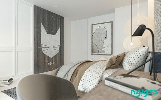 دکوراسیون اتاق خواب کودک با ایده های متفاوت