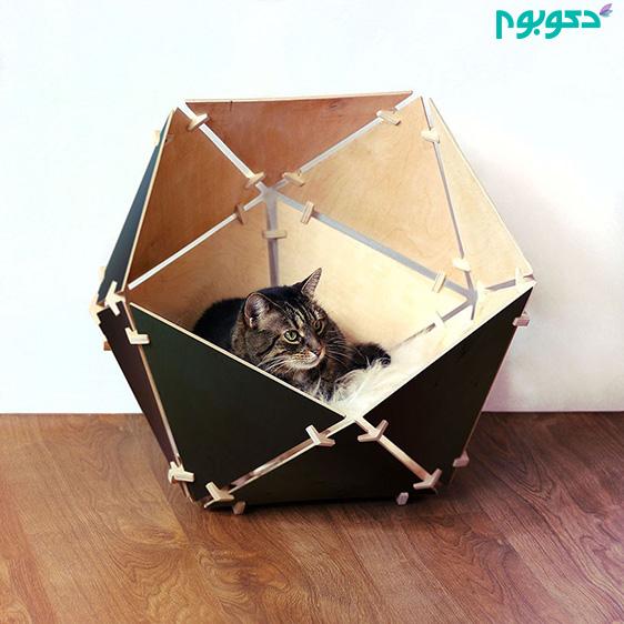 طراحی خلاقانه خانه برای حیوانات