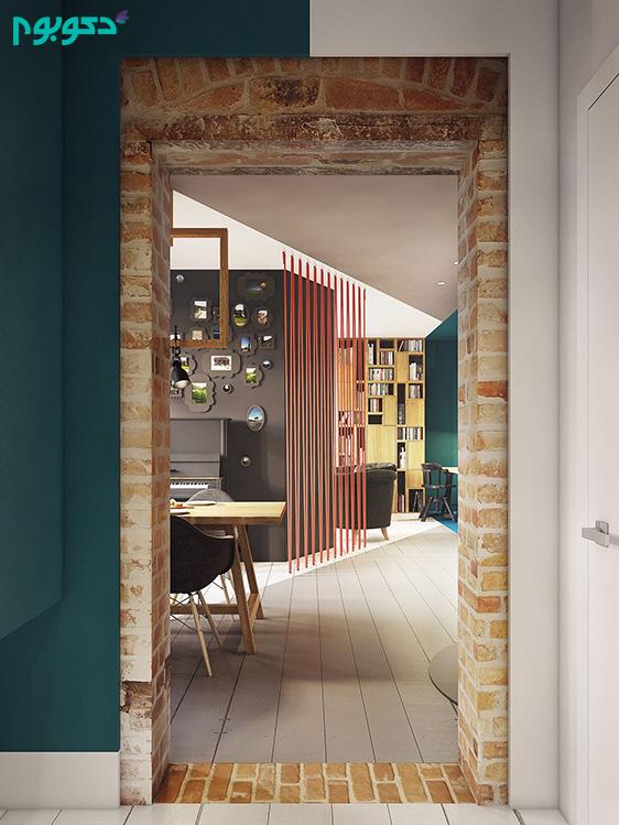 طراحی داخلی خانه مدرن، دکوراسیون داخلی خانه مدرن