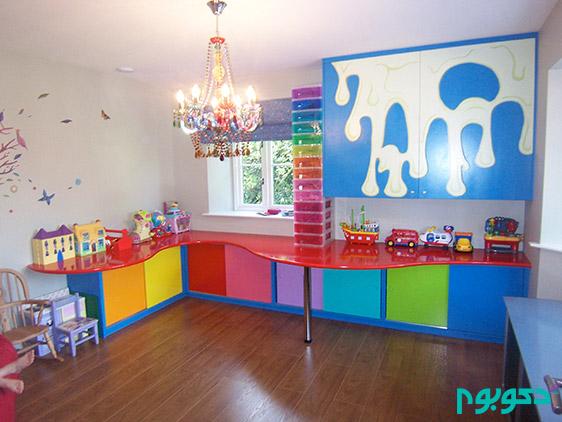 باید ها و نباید های دکوراسیون داخلی اتاق کودک