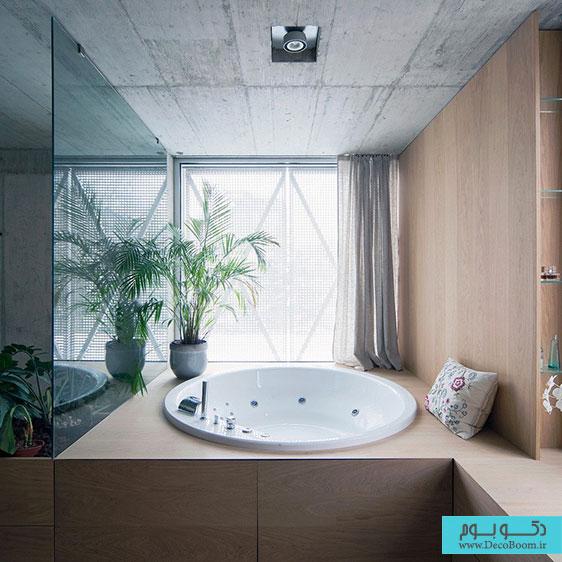 دکوراسیون داخلی حمام، طراحی داخلی منزل