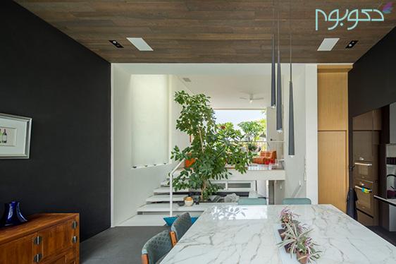 طراحی داخلی خانه رویایی
