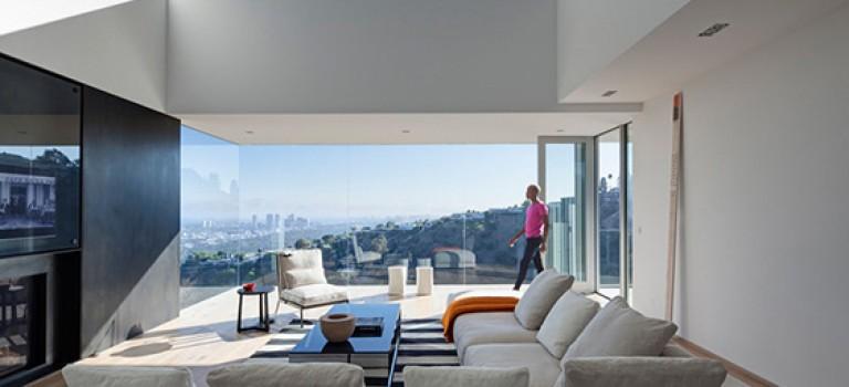طراحی خانه رویایی در لس آنجلس
