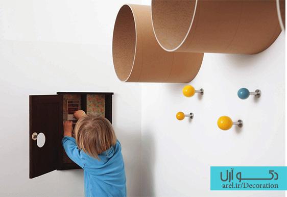 طراحی داخلی مهدکودک