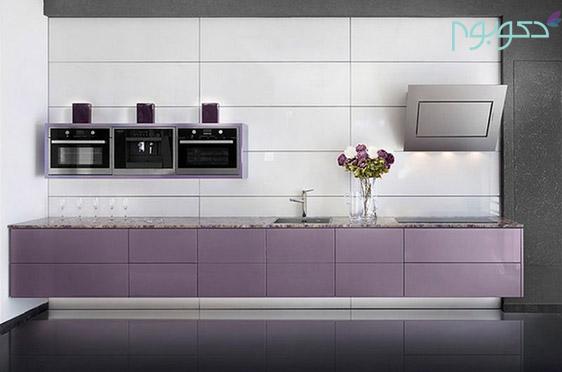 رنگ یاسی در دکوراسیون داخلی منزل
