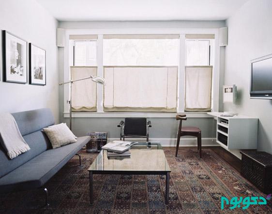دکوراسیون داخلی منزل به سبک ایرانی