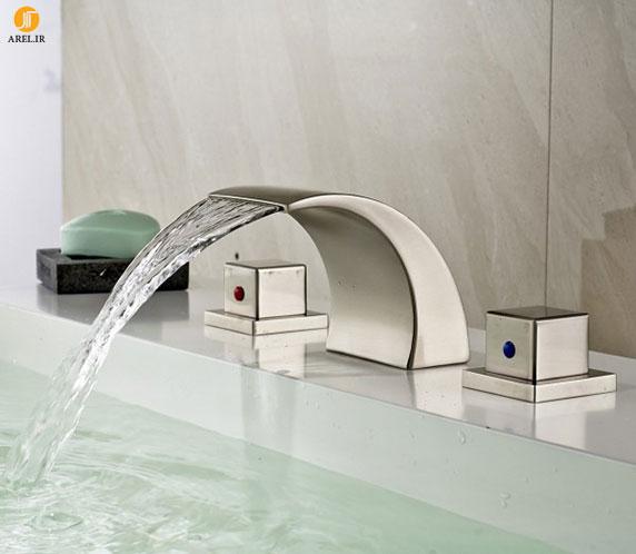 قسمت اول : چند نمونه طراحی جدید و مدرن برای شیر آب
