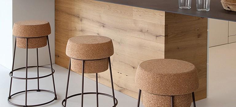 ۱۴ صندلی جذاب چوب پنبه ای
