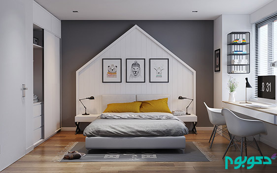 دکوراسیون اتاق خواب و تنوع در سبک مدرن