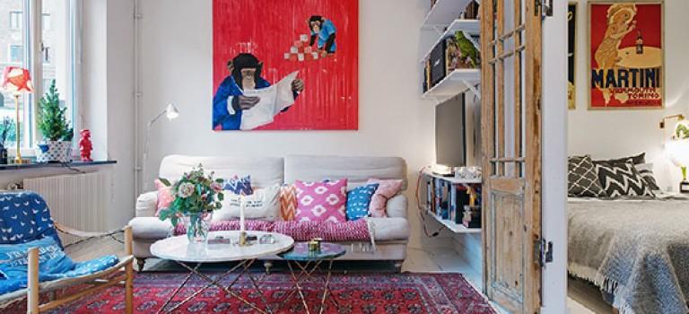 خلاقیت در دکوراسیون داخلی آپارتمان با محدودیت متراژ (قسمت هشتم)