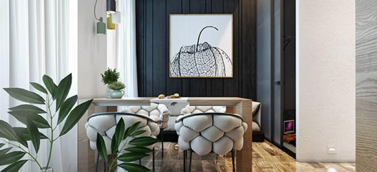 خلاقیت در دکوراسیون داخلی آپارتمان با محدودیت متراژ (قسمت ششم)
