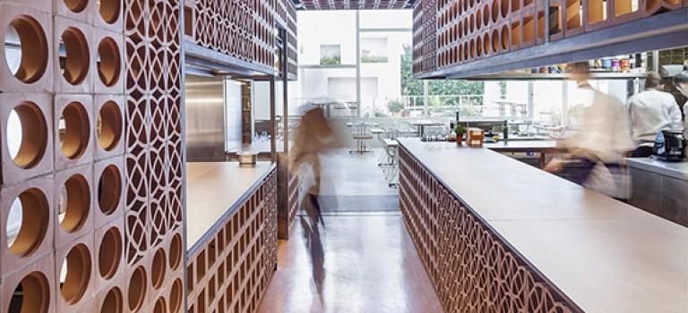 طراحی رستوران کاتالانی با عنوان لذت