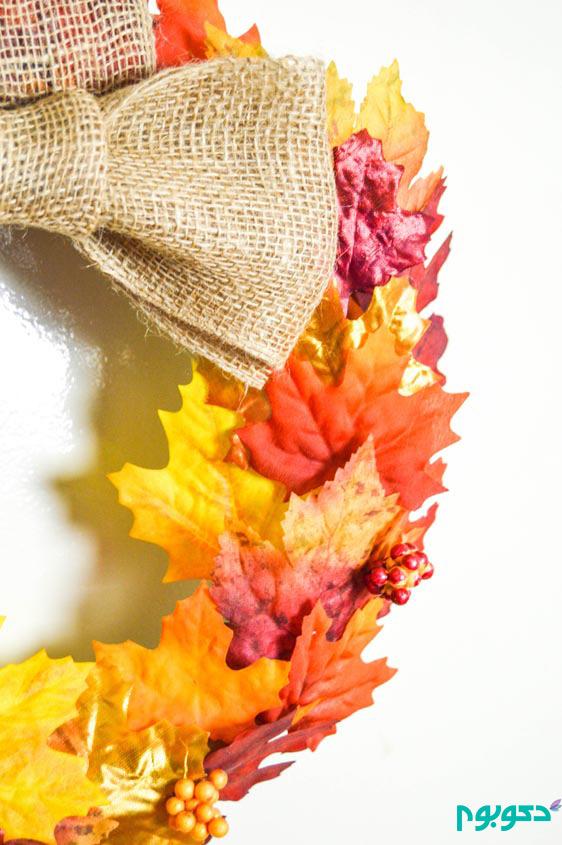 خانه ای با رنگ و بوی پاییز