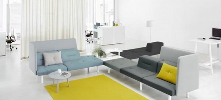 طراحی داخلی دفتر اداری ophelis