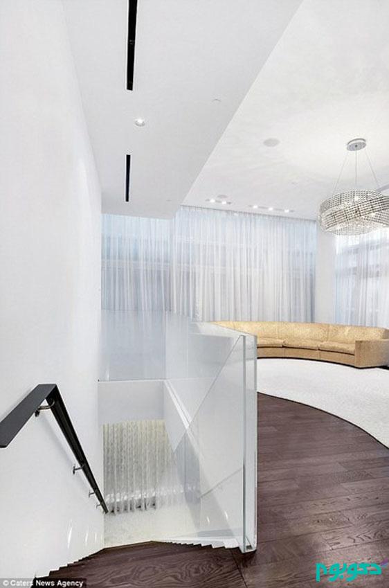 دکوراسیون منزل افراد مشهور: ایرینا شایک