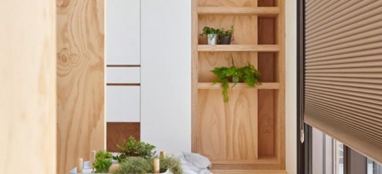 نمونه دکوراسیون داخلی خانه های کوچک
