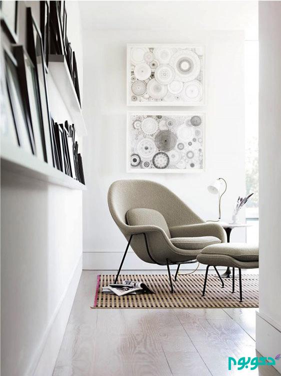 صندلی های مطالعه با طراحی ای متفاوت!