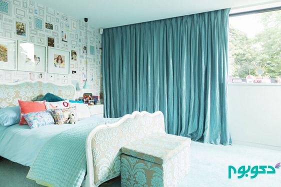 معجزه بی نظیر رنگ در دکوراسیون داخلی منزل
