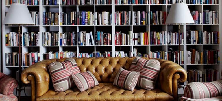 کتابخانه خود را به سبک کلاسیک طراحی کنید