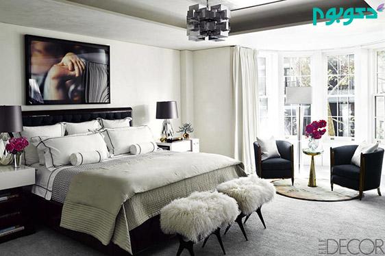 تزیینات اتاق خواب خود را متفاوت طراحی کنید!