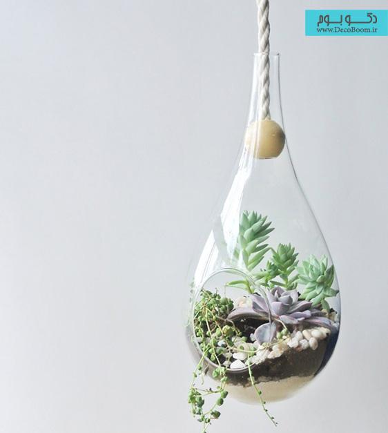 گیاهان در دکوراسیون داخلی