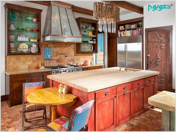 تغییر دکوراسیون آشپزخانه،آشپزخانه