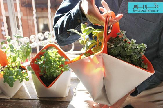 گیاهان در دکوراسیون داخلی خانه