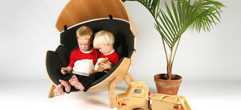 صندلی خلاقانه برای کودکان