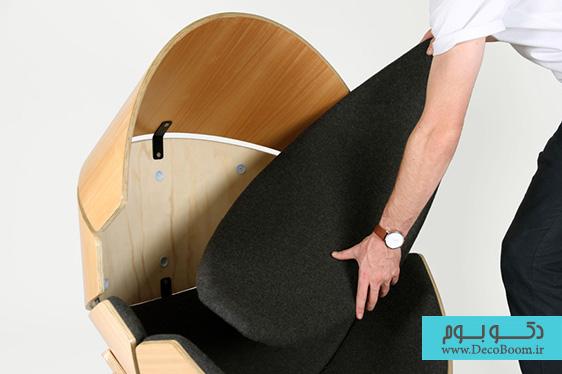 طراحی صندلی کودکان