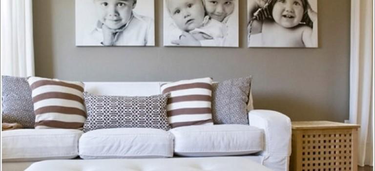 چگونه تابلوها منزل شما رامتحول می کنند!