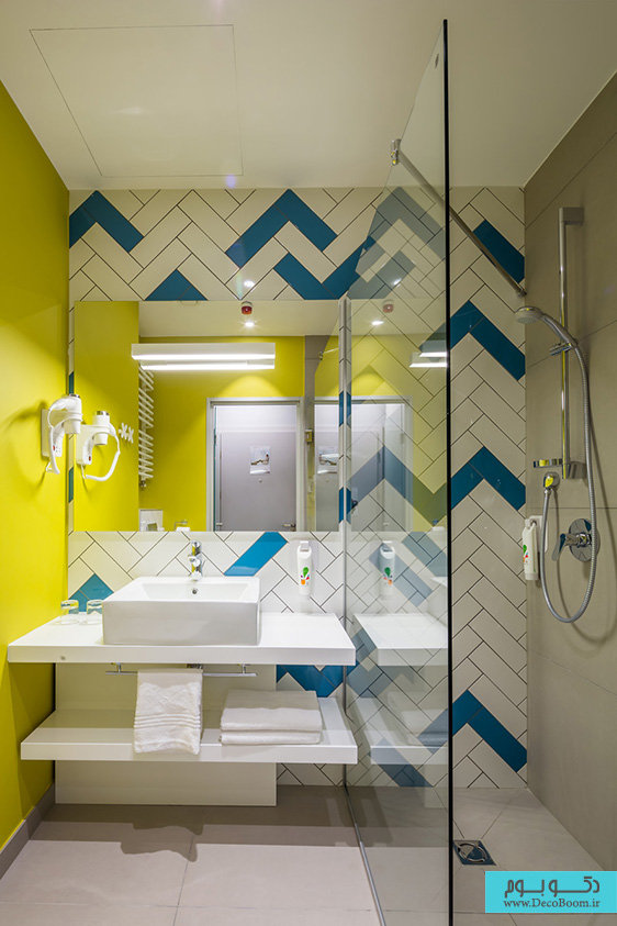 طراحی داخلی هتل، دکوراسیون داخلی هتل