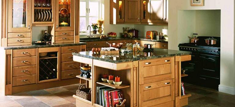 دکوراسیون داخلی آشپزخانه ای رویایی