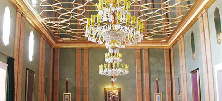 طراحی داخلی هتل لوکس ساهارا