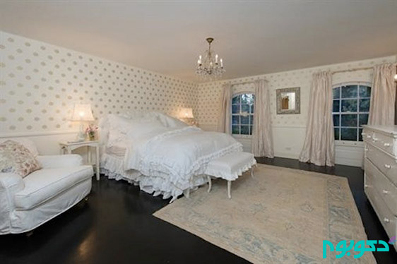 دکوراسیون منزل افراد مشهور: جنیفر لارنس