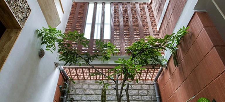 دکوراسیون داخلی خانه ای در هند